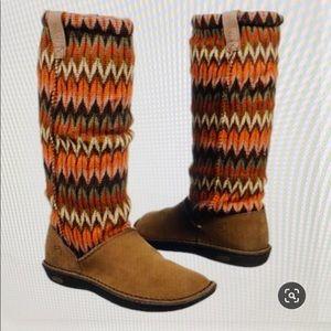Keen Auburn boot, Navajo size 7 1/2
